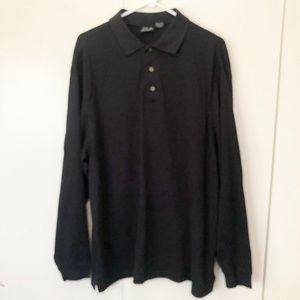 JOS A Bank Travelers Collection Mens Polo Shirt XL